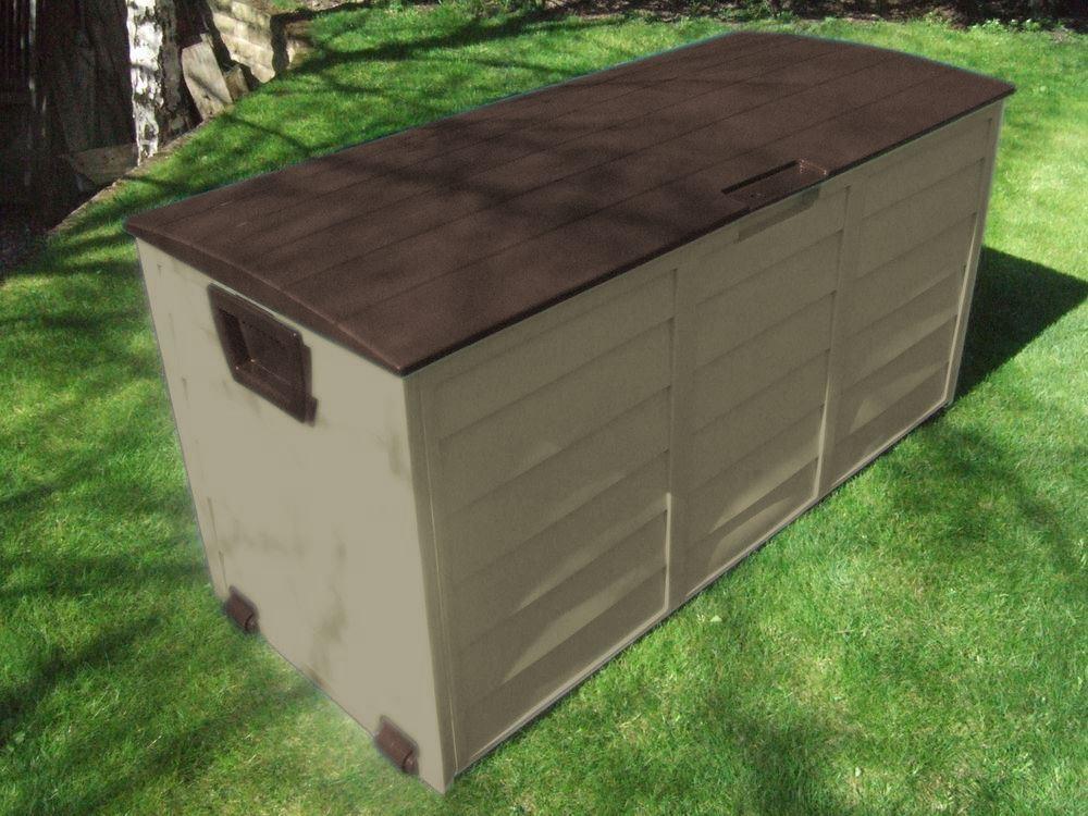 Vinsani Beige Mocha Waterproof Garden Outdoor Plastic