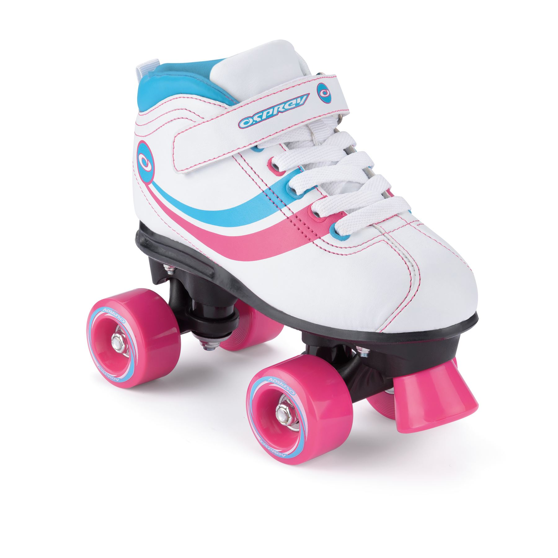Osprey Childrens Adults Disco Quad Roller Skates With