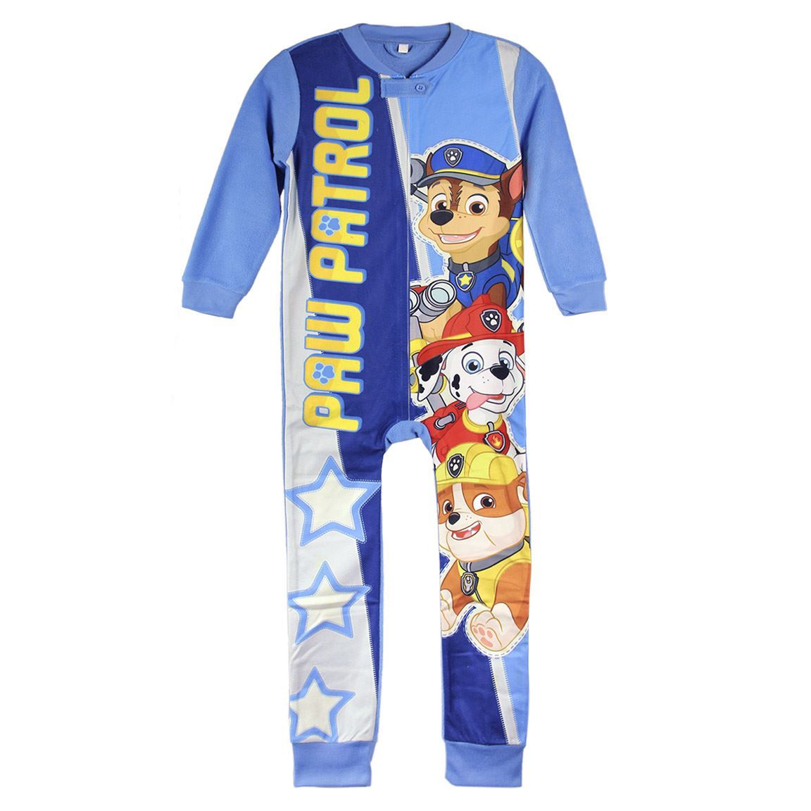 Boys Official Paw Patrol CHASE  Puppy Dog Novelty Pyjamas 18-24 Months