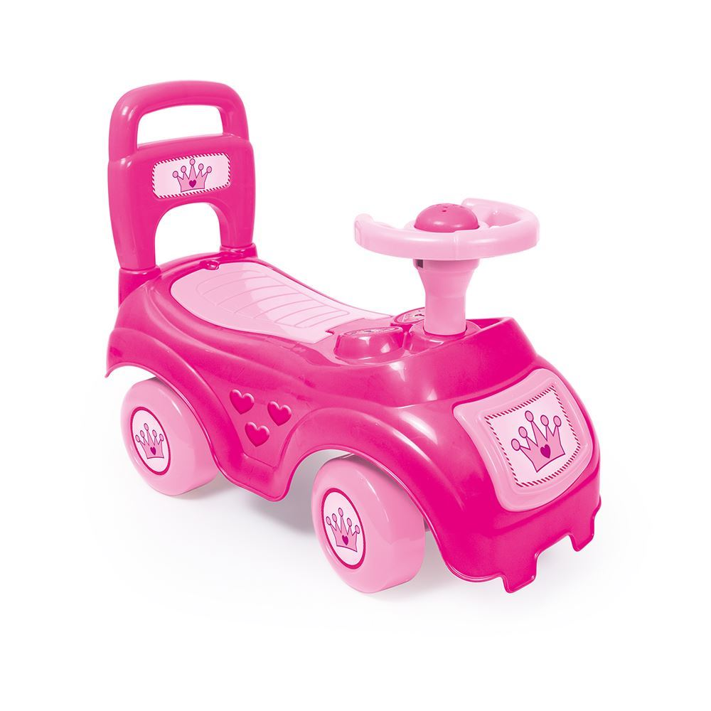 Vinsani/® Unicorn Sit /& Ride On Pink Car Vehicle Toy Storage Under Seat Toddler Push Along