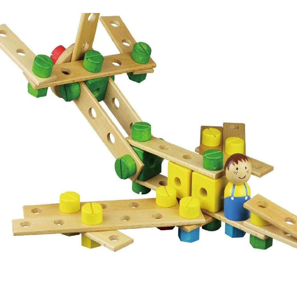 how to build a wooden toy