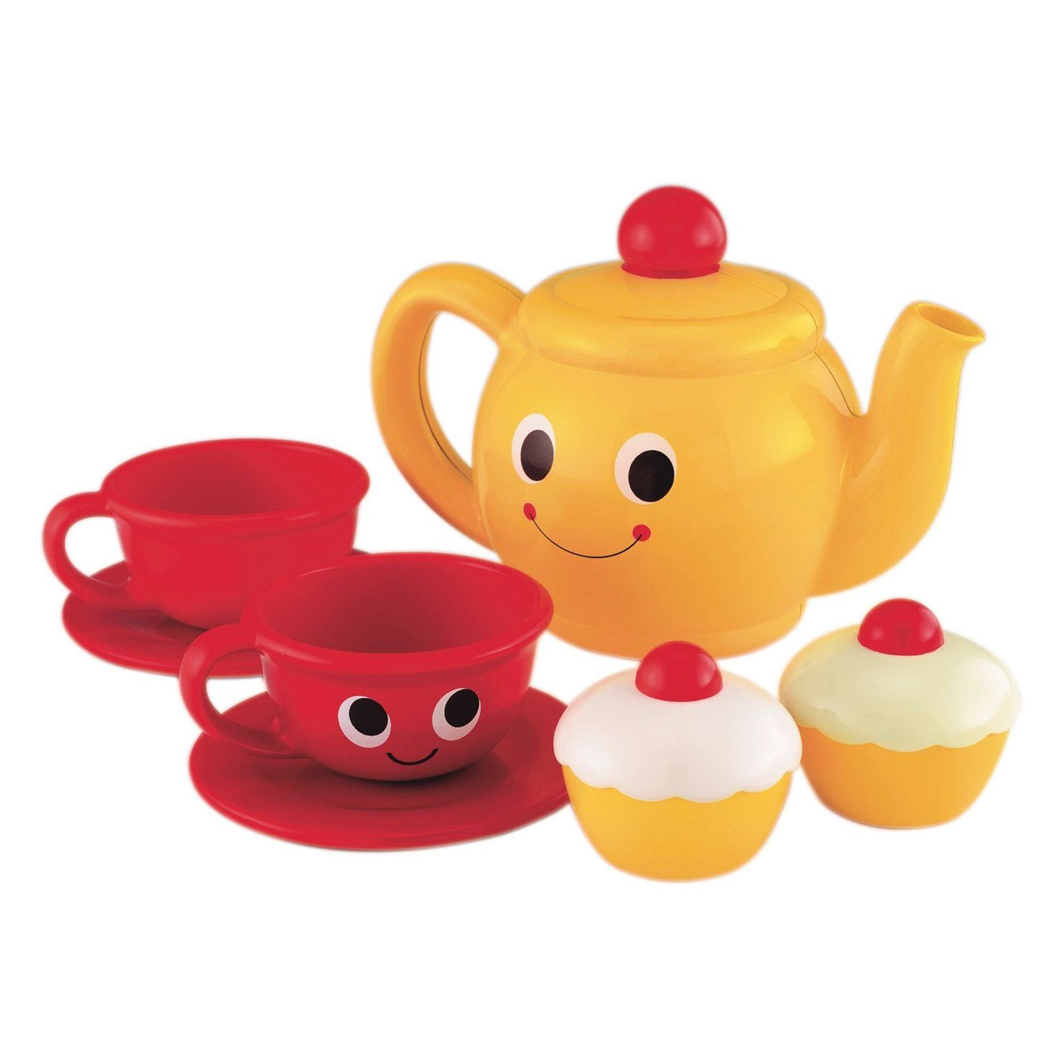 Toy Tea Set : Elc my first tea set baby toddler pretend play toy ebay