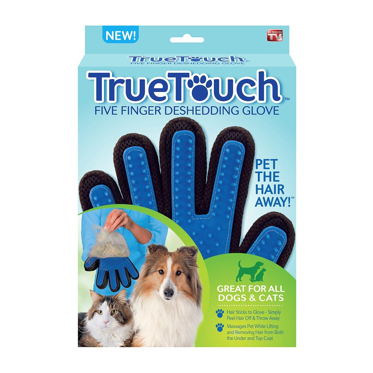 Dog Grooming Glove Detangler