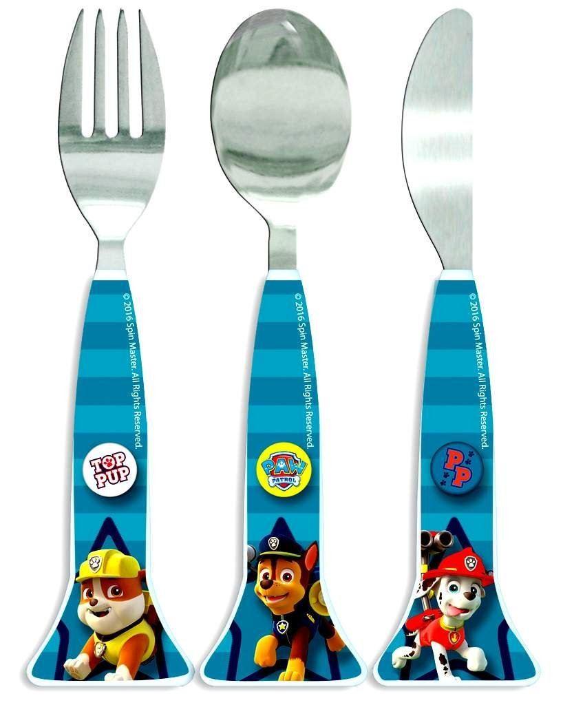 Paw Patrol 6 Piece Dinner Amp Cutlery Set Tumbler Bowl