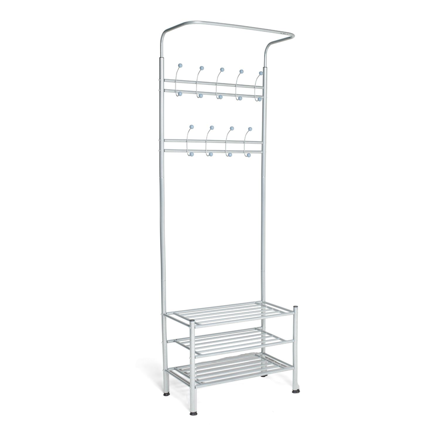 Vinsani-Metal-Multi-Function-Clothes-Coat-Stand-Shoes-Rack-Umbrella-Stand