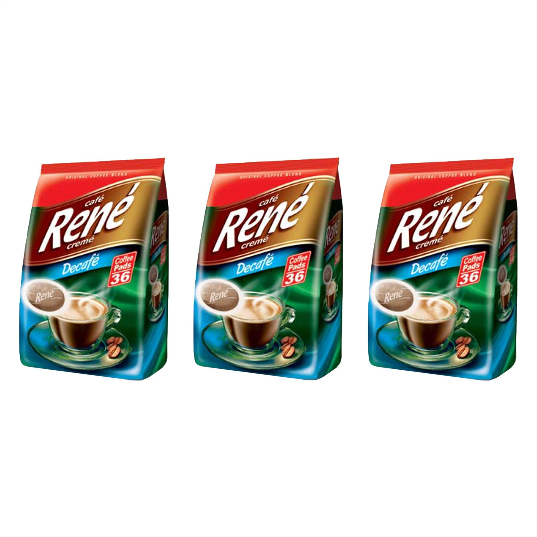 Cafe Rene Coffee Pods