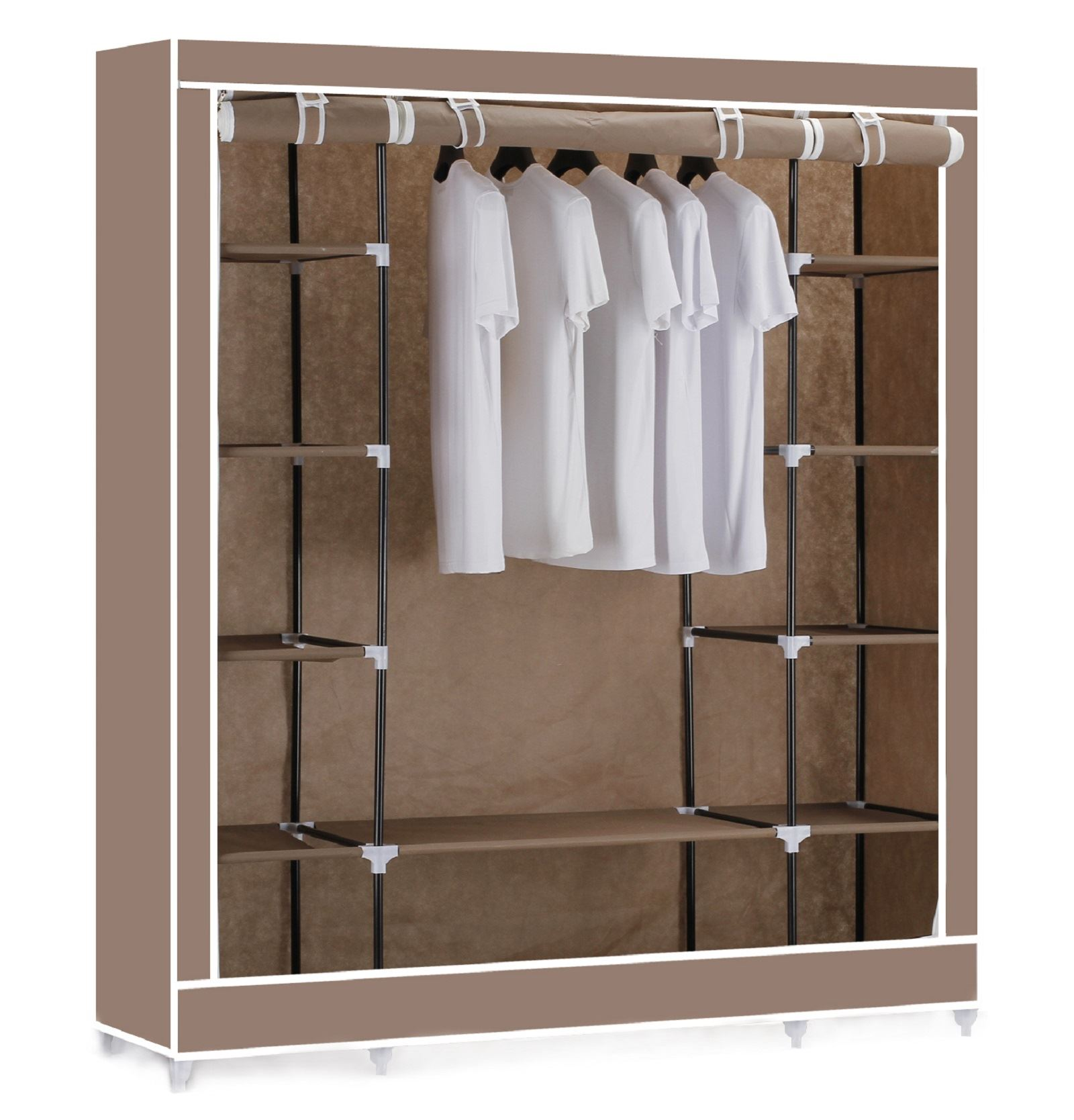 storage with rack keep in clothing your racks industrial wardrobes check freestanding wardrobe