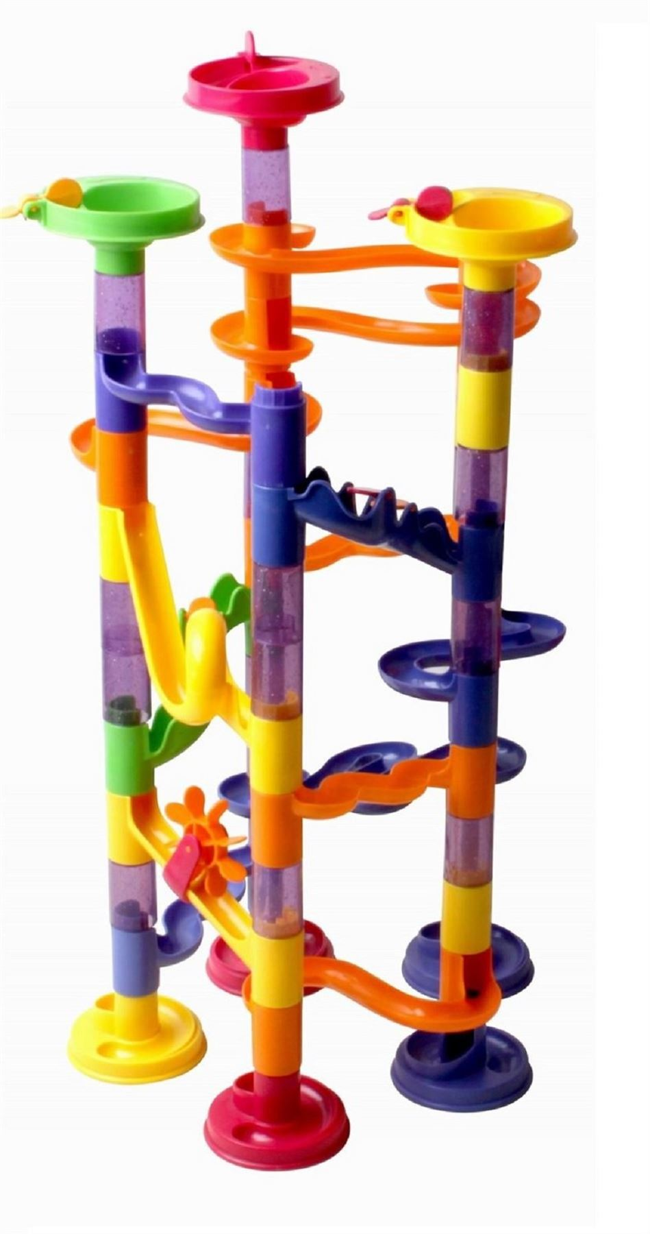 Marble Run Race Construction Childrens Kids Building