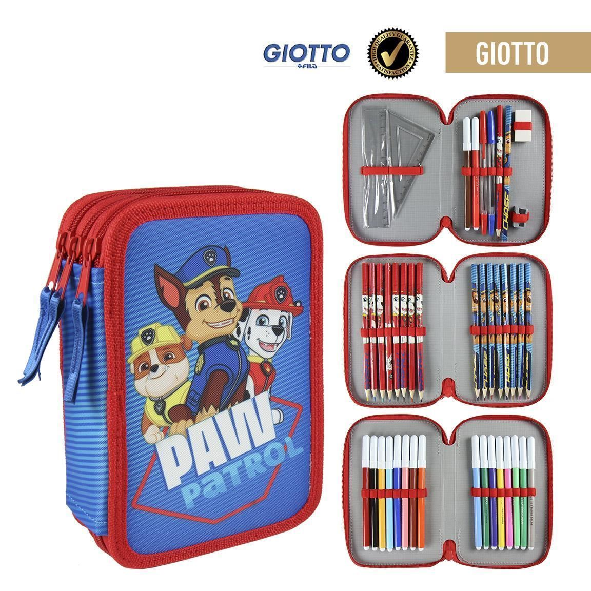 PAW PATROL Small Zip up Pencil Case