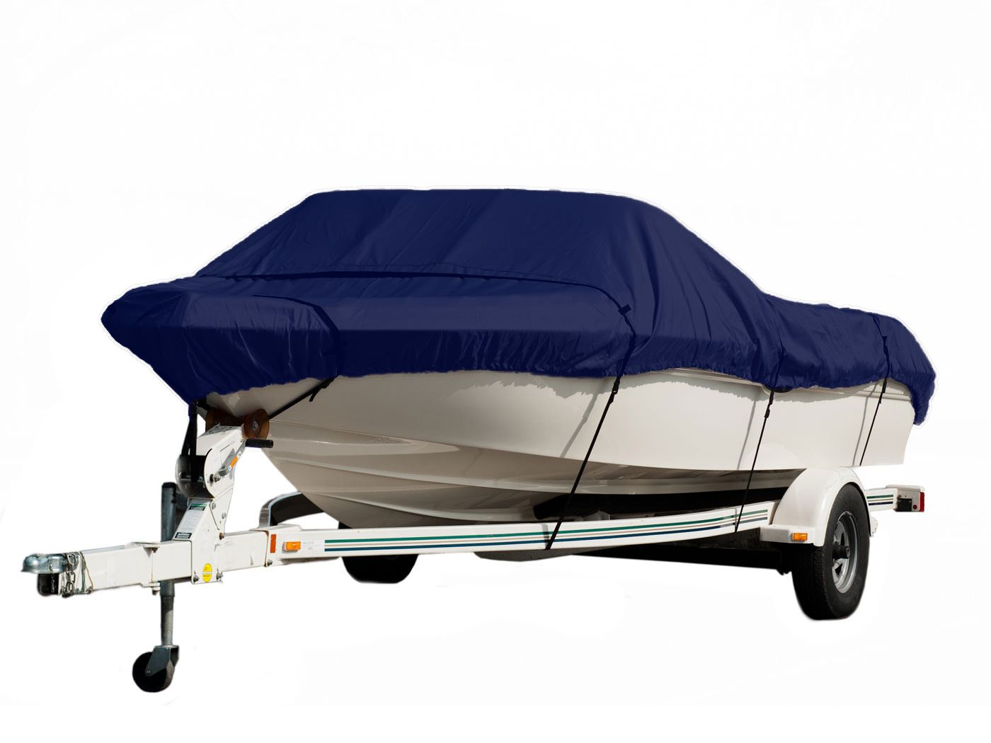 Trailerable Grey New Komo Covers 17-20/' Pontoon Boat Cover