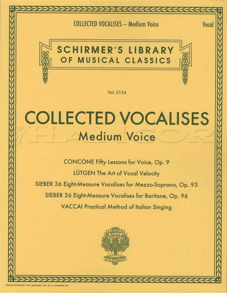 Soprano Vocalises