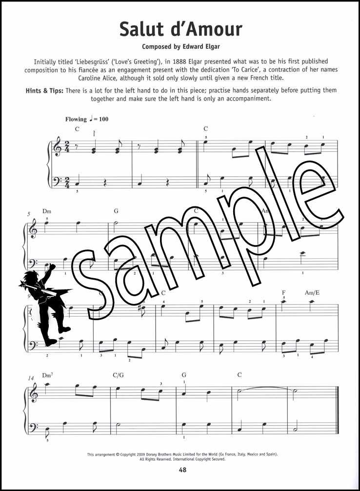 Details about Really Easy Piano Classical Favourites Sheet Music Book