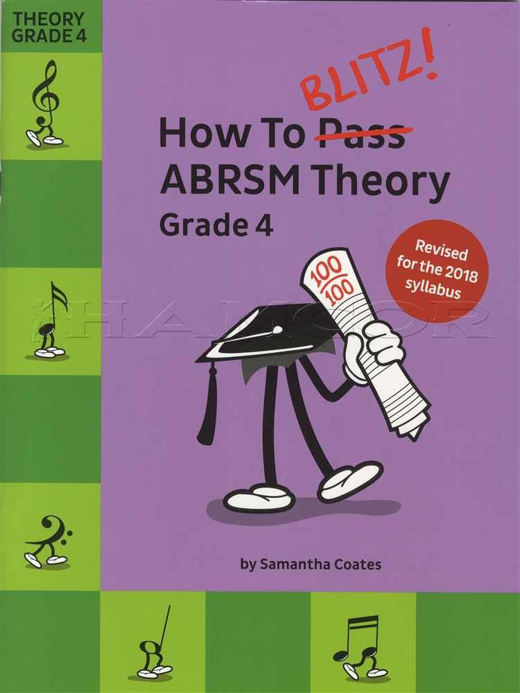 How To Blitz ABRSM Theory Grade 3 Revised Sheet Music Book Tests Exams 2018