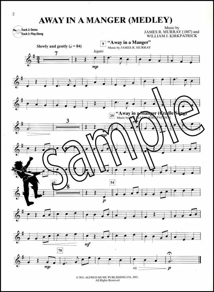 Clarinet Sheet Music Christmas.Details About Easy Christmas Carols Instrumental Solos Clarinet Sheet Music Book With Cd