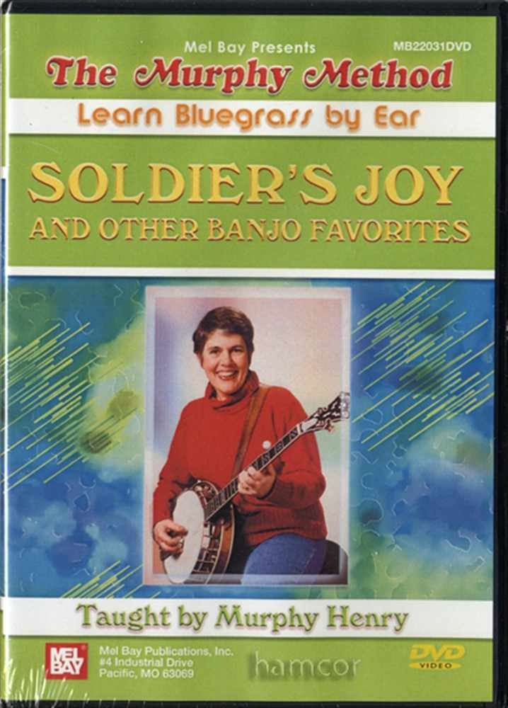Details about Soldier's Joy Learn How to Play Banjo Songs Tuition DVD