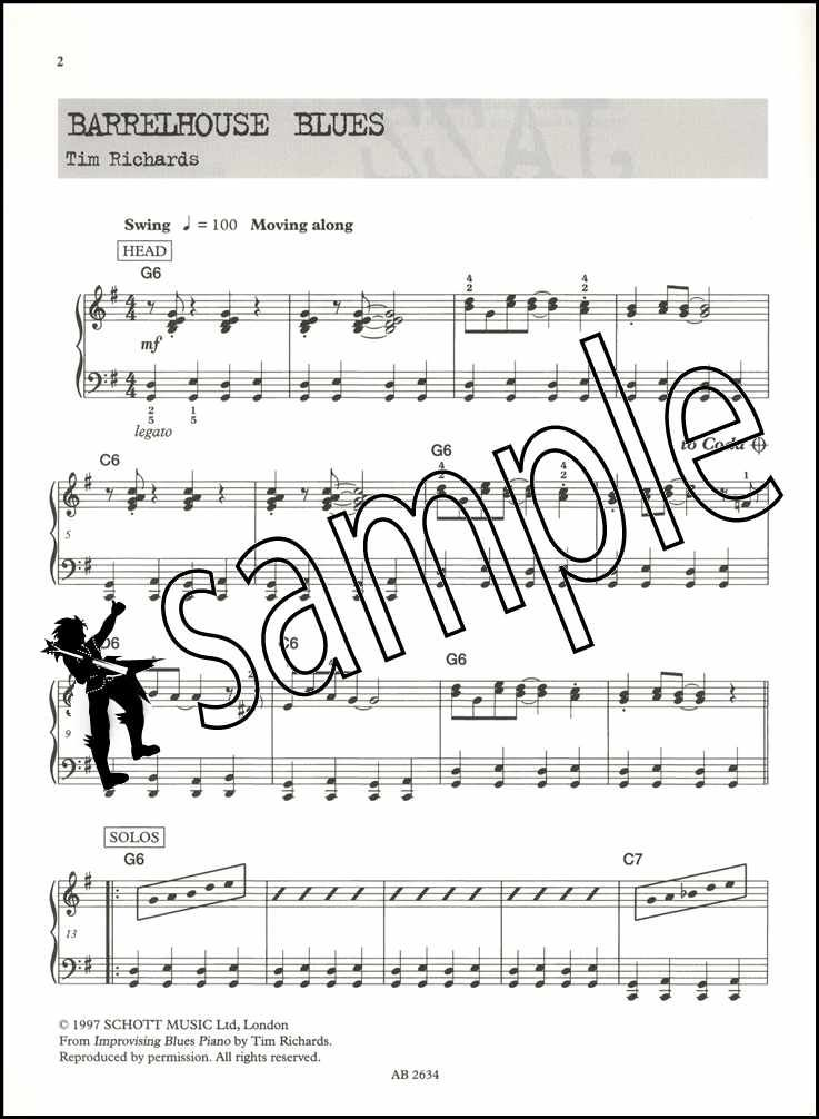 Details about Jazz Piano Pieces Grade 3 ABRSM Sheet Music Book