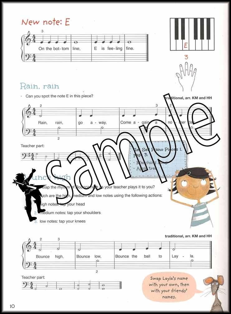 Get Set Piano Piano Tutor Book 1 Get Set