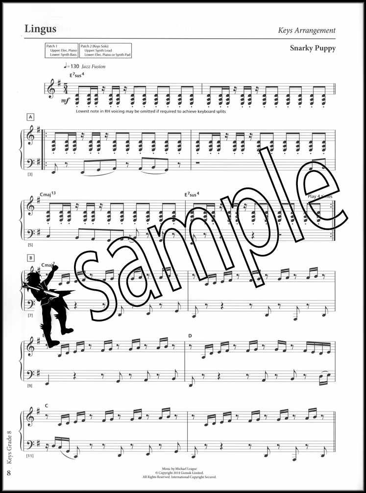 Rockschool Piano Grade 1 from 2019 Music Book//Audio Exam Test SAME DAY DISPATCH
