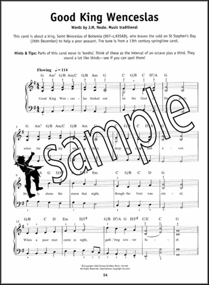 Christmas Carols Sheet Music.Details About Really Easy Piano Christmas Carols Sheet Music Book Learn To Play 25 Xmas Songs