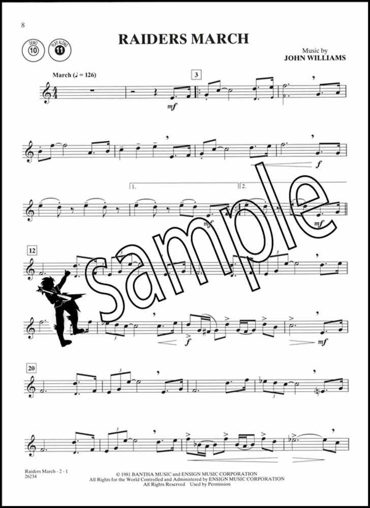 Tenor Sax CD Instrumental Alb Volume 1 Tenor Saxophone Sheet Music Anthology