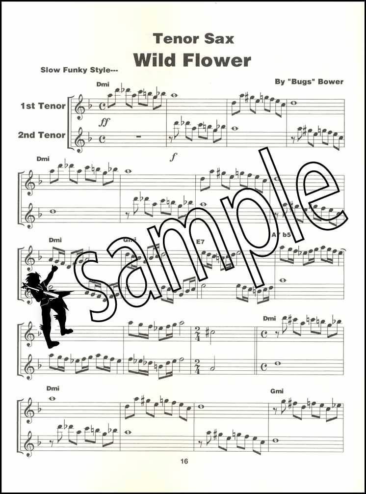 Play With A Pro Tenor Sax Sheet Music Book With Audio Access Play-along Easy To Use Contemporary