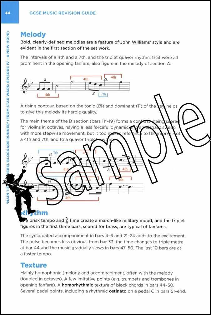 Details about GCSE Music Revision Guide Edexcel from 2016 Music Theory Book  Tests Exams Revise
