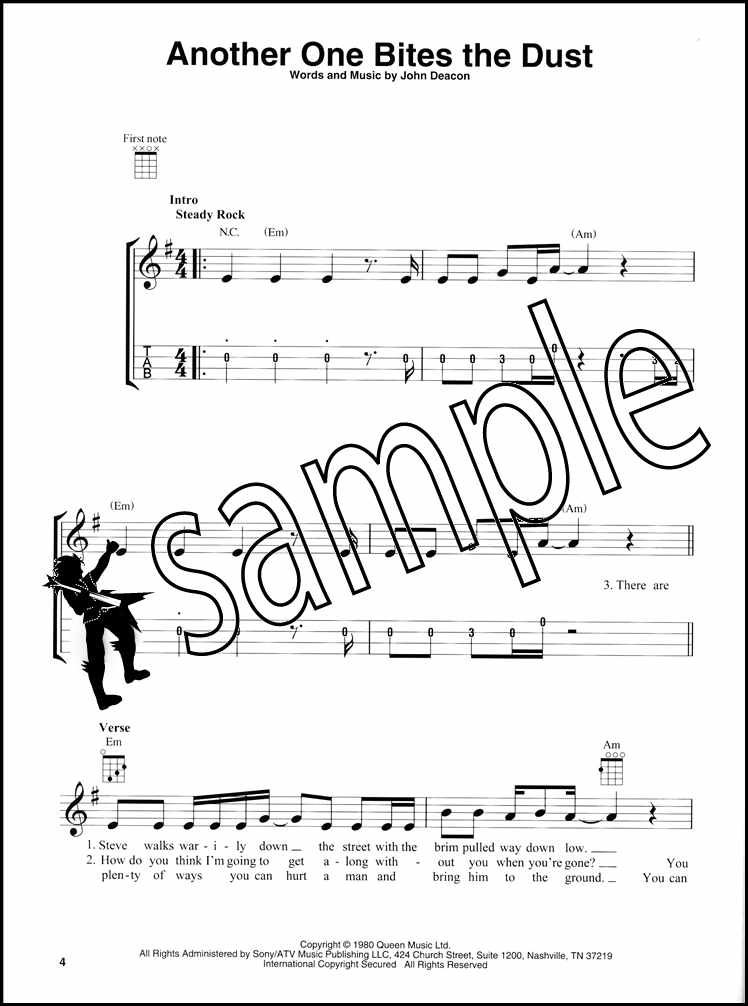 Details about Queen for Ukulele Chord Melody Songbook 14 Hits Sing & Strum  Bohemian Rhapsody