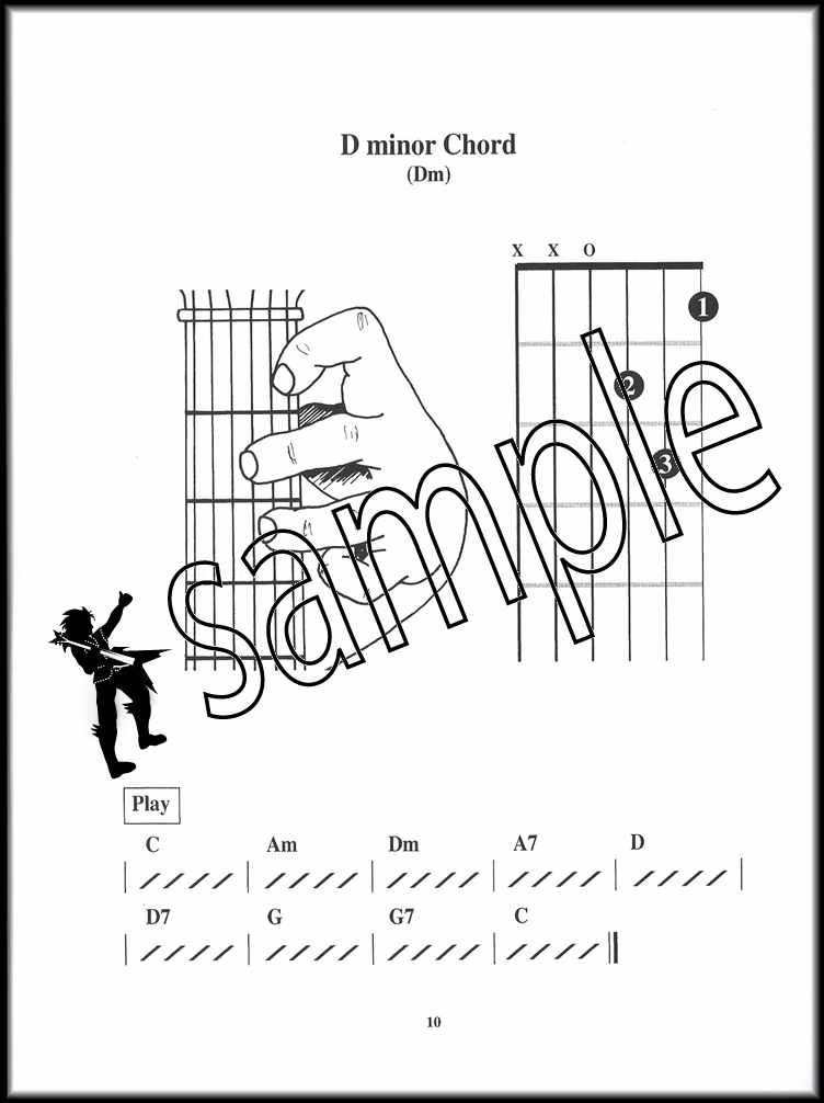 Mel Bays Childrens Guitar Chord Book With Online Video By William