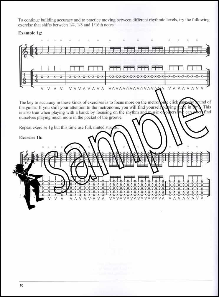 Details about Funk Guitar Mastery TAB Music Book/Audio Complete Guide to  Playing Funk Rhythm