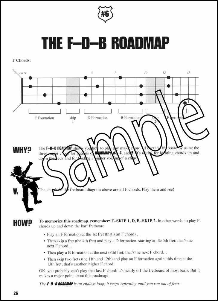 Wondrous Baritone Ukulele Fretboard Roadmaps Tab Music Book With Audio By Wiring 101 Capemaxxcnl