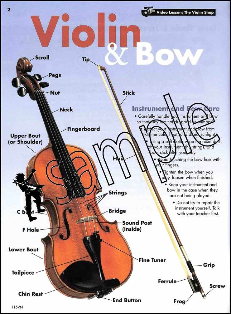 String Basics Violin Book 1 Learn How To Play Method Sheet Music Second Edition