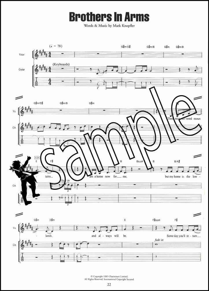 Details About Rock Anthems Guitar Tab Music Book All Time Big Rock Hits Zz Top Free The Who