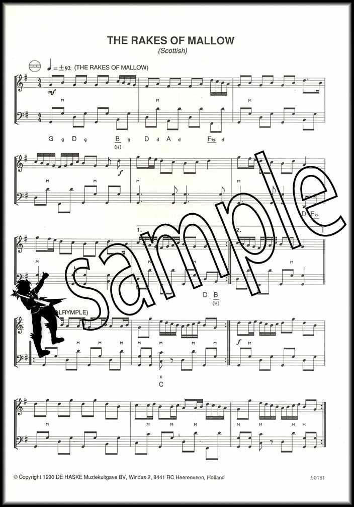 Details about Folkmusic for Accordion Volume 1 Sheet Music Book