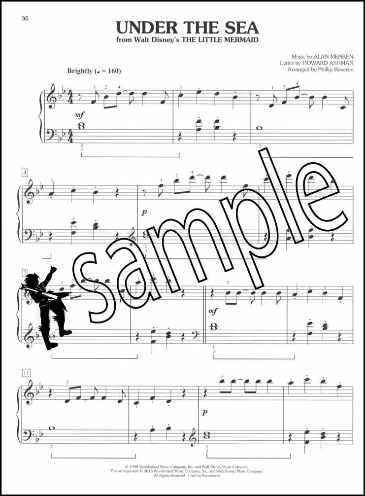 Details about Disney Songs for Easy Classical Piano Sheet Music Book  Soundtrack Motion Picture