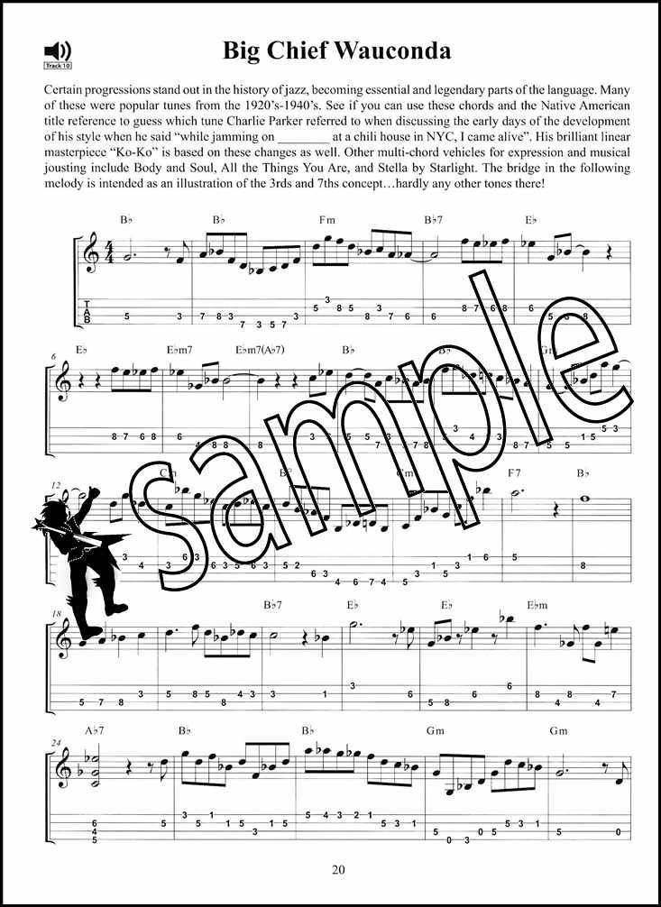 Details about Jazz Mandolin Appetizers TAB & Music Notation Book with Audio  by Don Steinberg