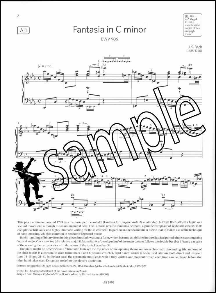 Piano Exam Pieces 2021-2022 ABRSM Grade 8 Sheet Music Book SAME DAY DISPATCH