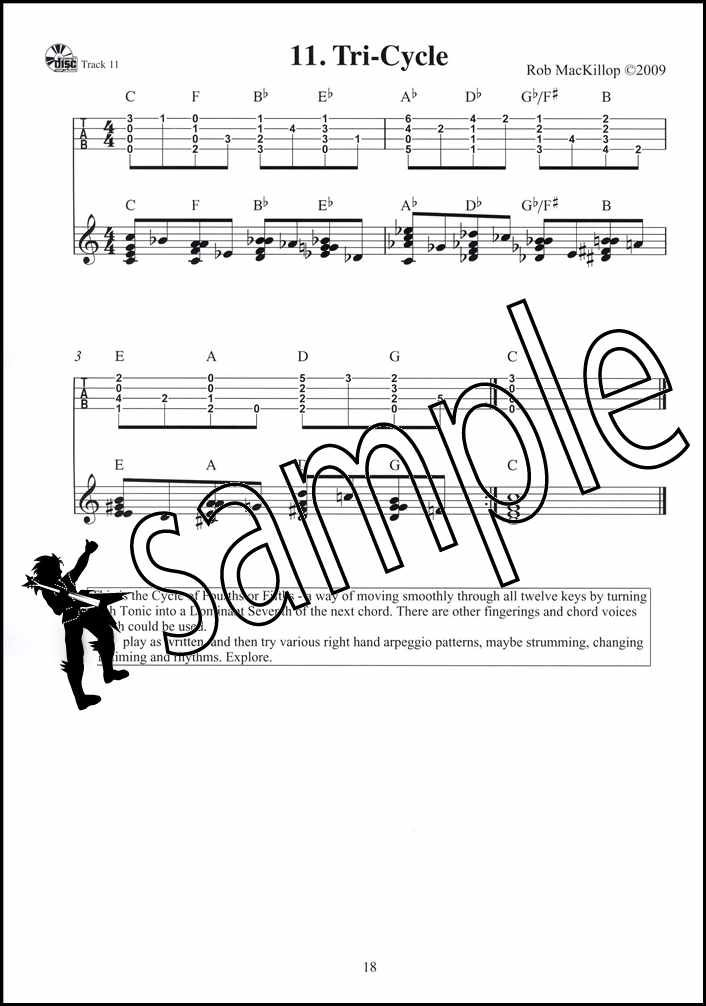 Details about 20 Progressive Fingerstyle Studies for Uke TAB Music Book  with Audio Ukulele