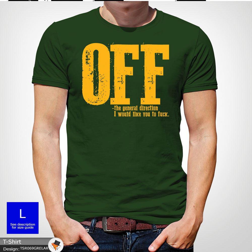 F-ck-Off-T-Shirt-Funny-Mens-Explicit-Adult-Rude-Swear-Teenager-Xmas-Gift-Black thumbnail 13
