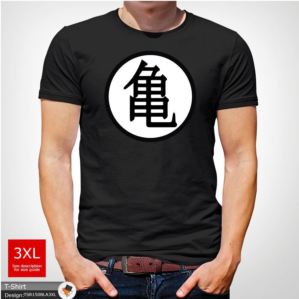 Gokus training symbol baseball t shirt dragon ball mens fan gift goku 039 s training symbol baseball t shirt buycottarizona Choice Image