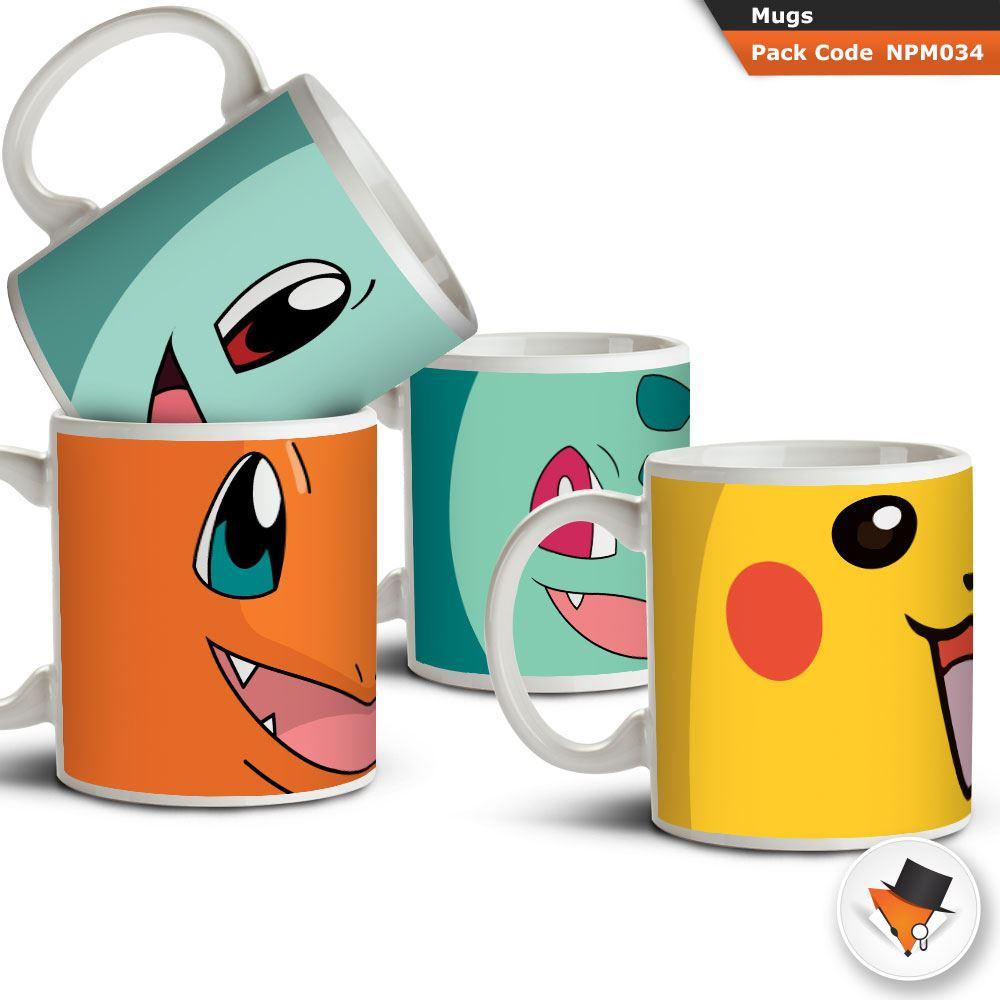 Minions Ceramic Mug Gift Set for Christmas Cup Mugs Coffee Tea Kids ...