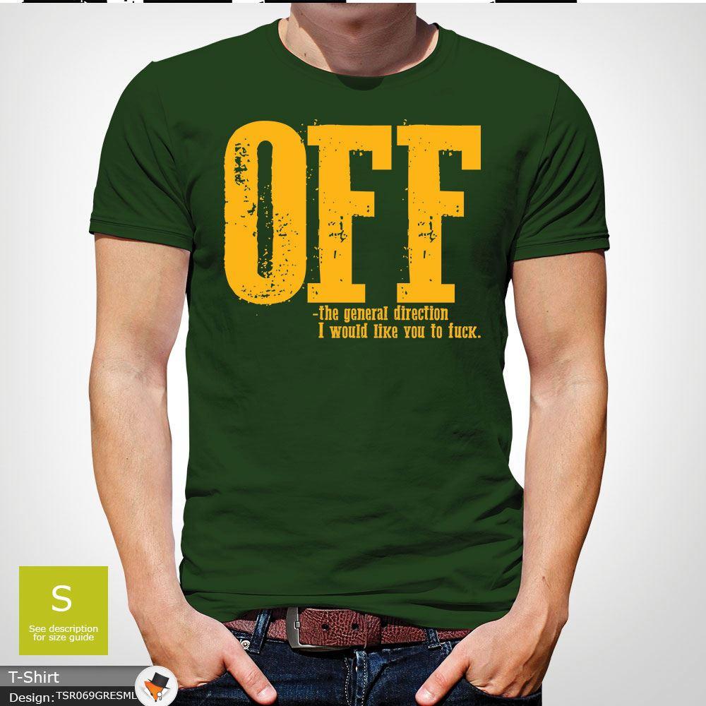 F-ck-Off-T-Shirt-Funny-Mens-Explicit-Adult-Rude-Swear-Teenager-Xmas-Gift-Black thumbnail 11