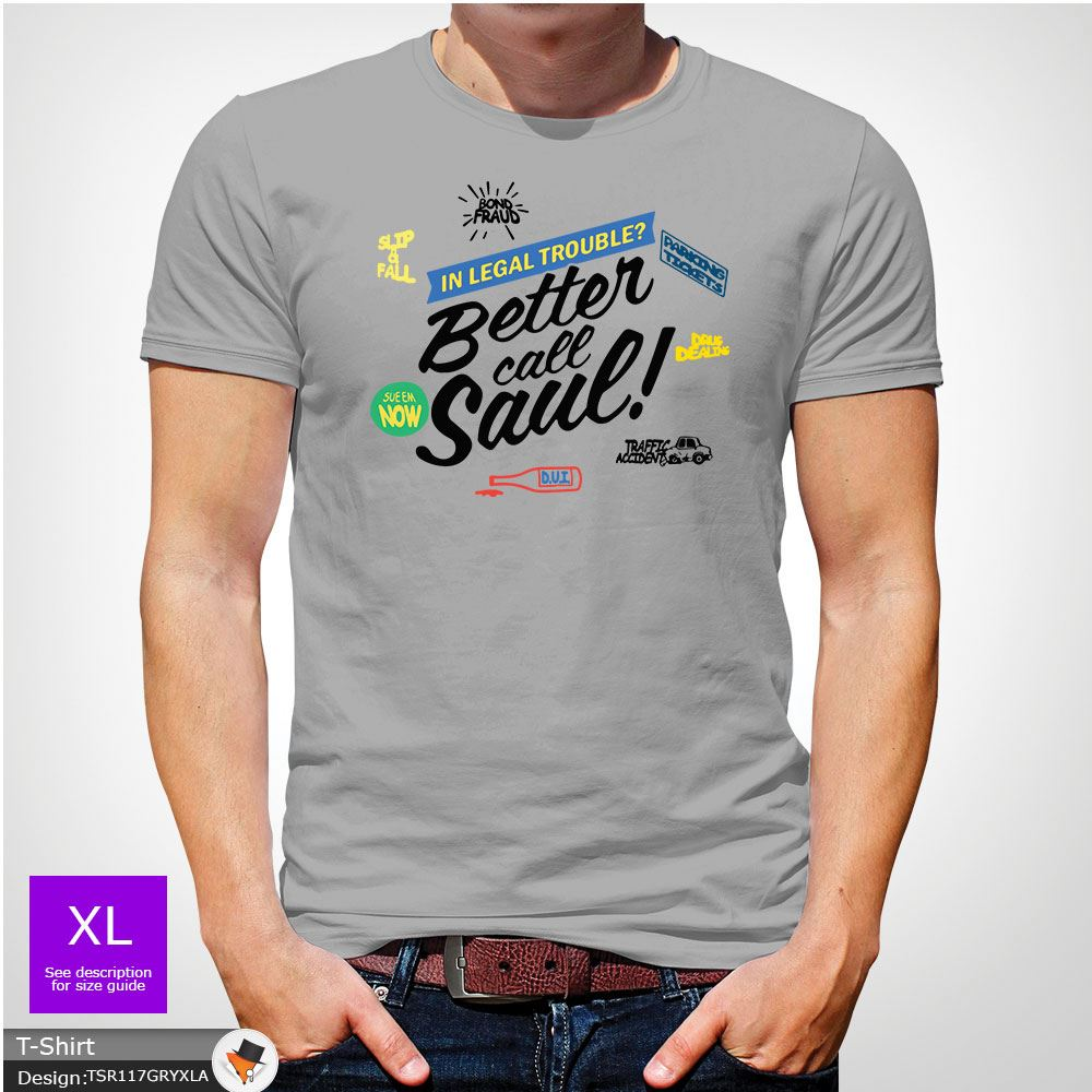Better Call Saul Los Breaking Bad Walter Los Saul Pollos Hermanos Homme T shirt vert 1 3204b6