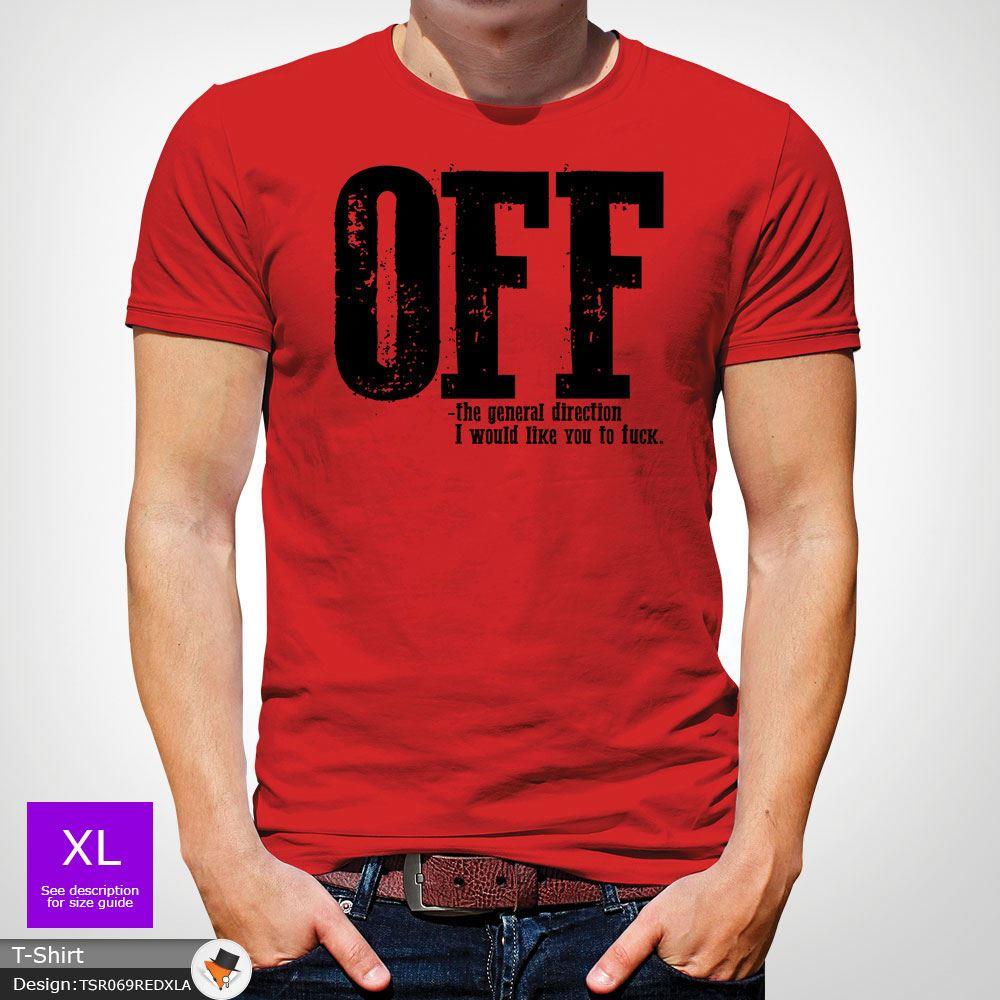 F-ck-Off-T-Shirt-Funny-Mens-Explicit-Adult-Rude-Swear-Teenager-Xmas-Gift-Black thumbnail 35