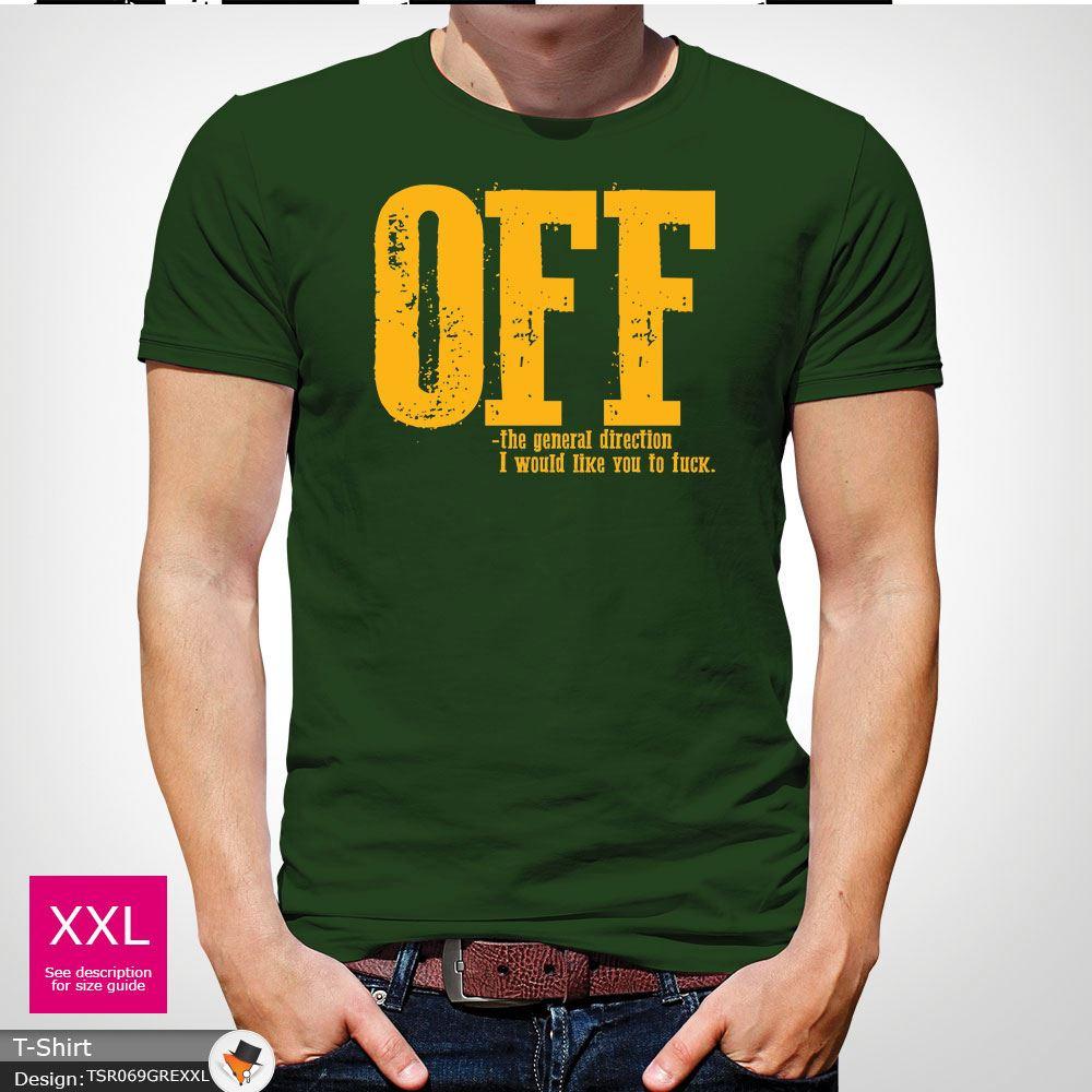 F-ck-Off-T-Shirt-Funny-Mens-Explicit-Adult-Rude-Swear-Teenager-Xmas-Gift-Black thumbnail 12