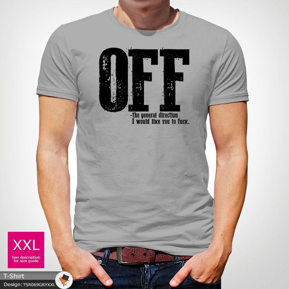F-ck-Off-T-Shirt-Funny-Mens-Explicit-Adult-Rude-Swear-Teenager-Xmas-Gift-Black thumbnail 30