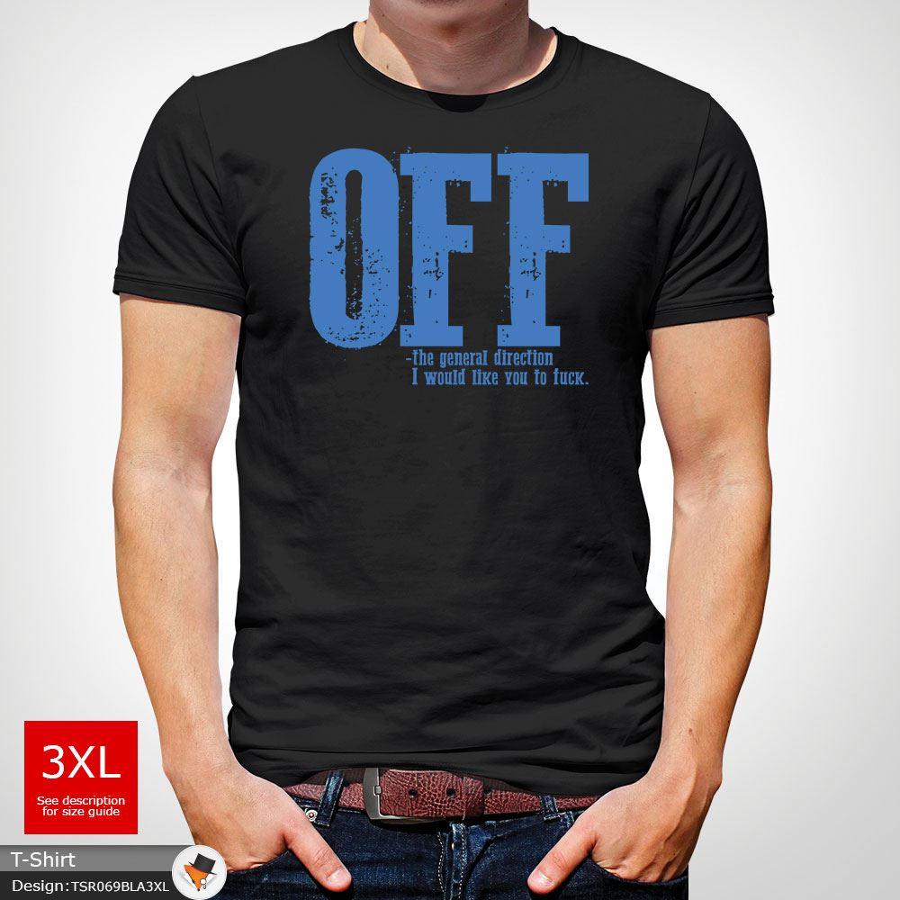 F-ck-Off-T-Shirt-Funny-Mens-Explicit-Adult-Rude-Swear-Teenager-Xmas-Gift-Black thumbnail 8