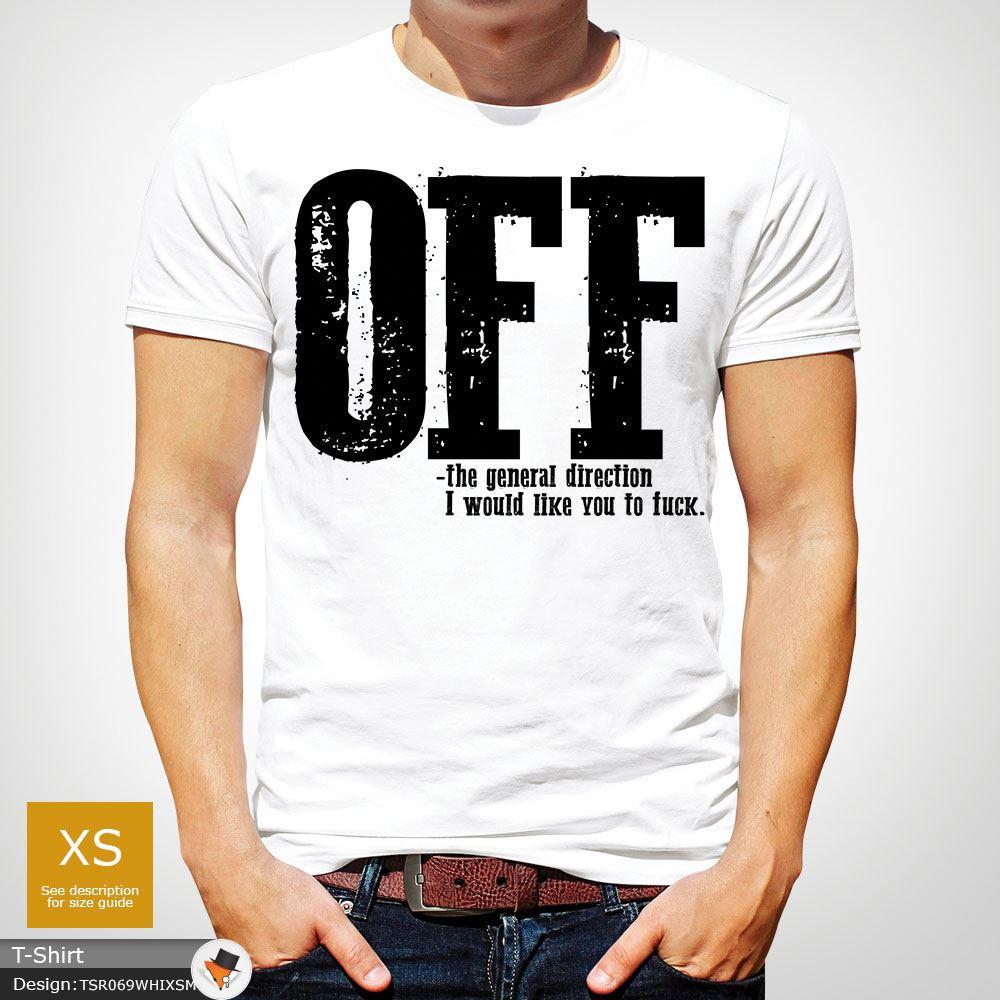 F-ck-Off-T-Shirt-Funny-Mens-Explicit-Adult-Rude-Swear-Teenager-Xmas-Gift-Black thumbnail 47