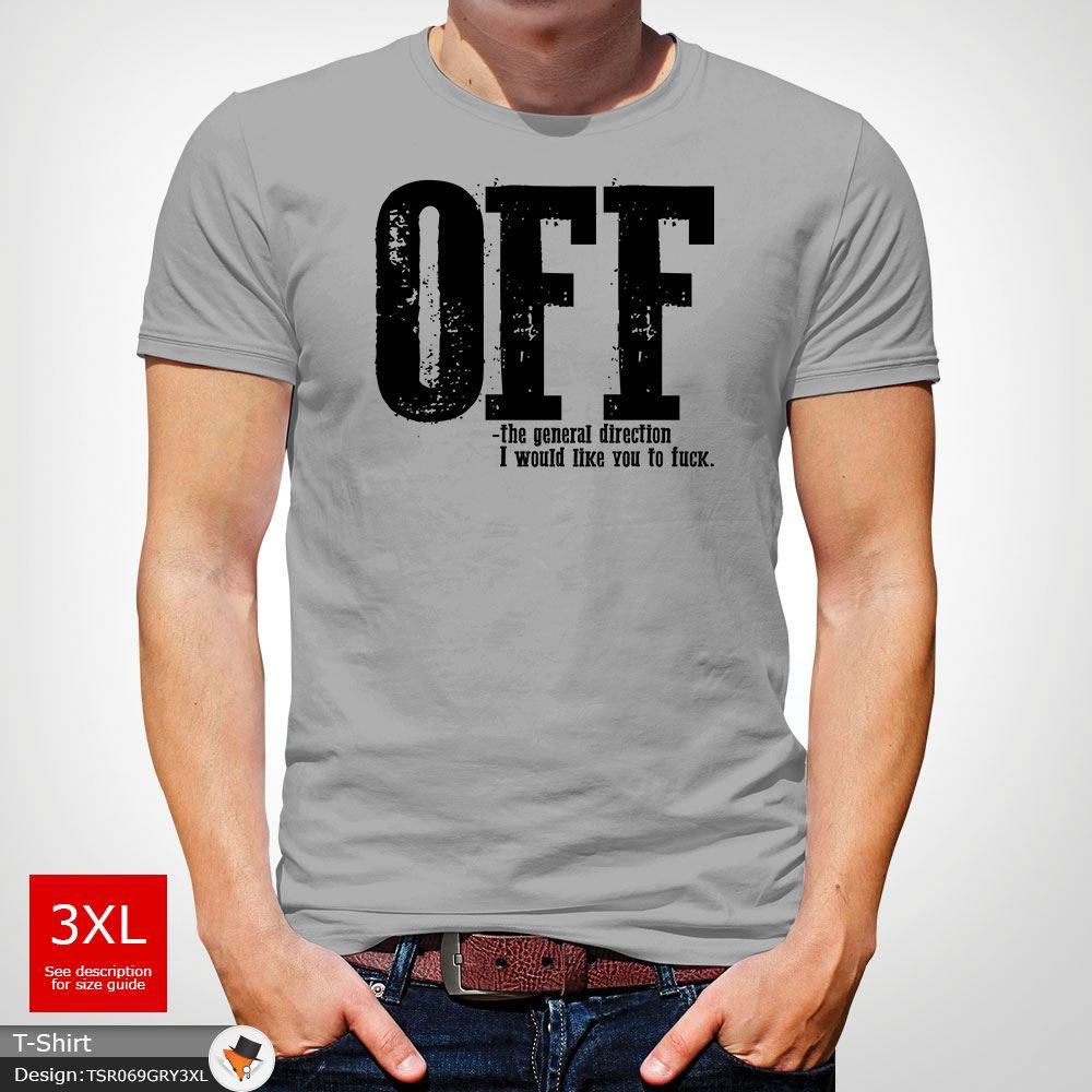 F-ck-Off-T-Shirt-Funny-Mens-Explicit-Adult-Rude-Swear-Teenager-Xmas-Gift-Black thumbnail 26