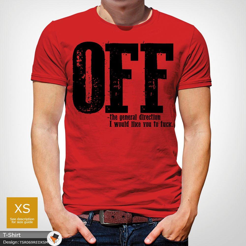 F-ck-Off-T-Shirt-Funny-Mens-Explicit-Adult-Rude-Swear-Teenager-Xmas-Gift-Black thumbnail 32