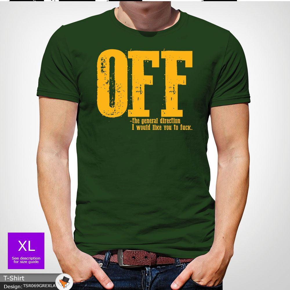 F-ck-Off-T-Shirt-Funny-Mens-Explicit-Adult-Rude-Swear-Teenager-Xmas-Gift-Black thumbnail 14